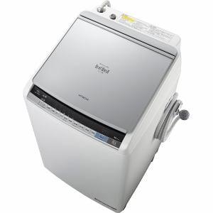 日立 BW-DV90A-S 全自動洗濯乾燥機(洗濯9.0kg/乾燥5.0kg)「ビートウォッシュ」 シルバー