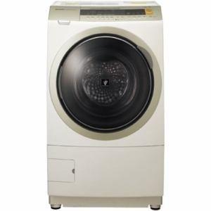シャープ ES-ZP1-NL ドラム式洗濯乾燥機 (洗濯10.0kg/乾燥6.0kg・左開き) ゴールド系