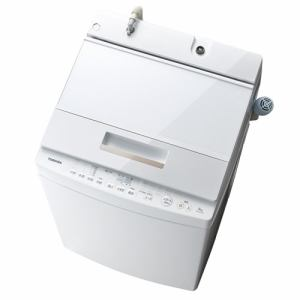 東芝 AW-8D5-W 全自動洗濯機 (洗濯8.0kg)「マジックドラム」 グランホワイト
