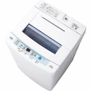 AQUA AQW-S60E-W 全自動洗濯機 (6.0kg) 「AQUA」 ホワイト