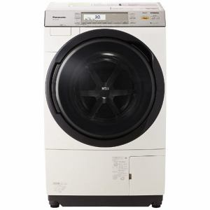 パナソニック NA-VX7700L-N ドラム式洗濯乾燥機 (洗濯10.0kg/乾燥6.0kg・左開き) ノーブルシャンパン