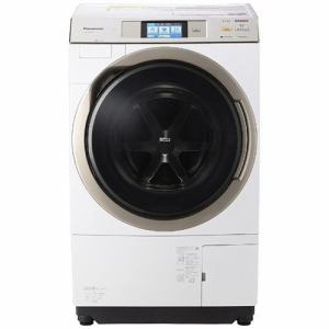 パナソニック NA-VX9700R-W ドラム式洗濯乾燥機 (洗濯11.0kg/乾燥6.0kg・右開き) クリスタルホワイト