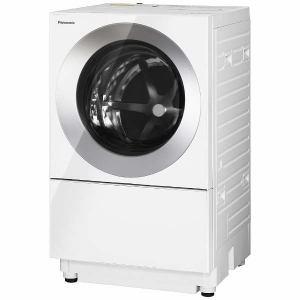 パナソニック NA-VG710L-S ドラム式洗濯乾燥機 「Cuble(キューブル)」 (洗濯7.0kg/乾燥3.0kg・左開き) アルマイトシルバー