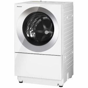パナソニック NA-VG710R-S ドラム式洗濯乾燥機 「Cuble(キューブル)」 (洗濯7.0kg/乾燥3.0kg・右開き) アルマイトシルバー