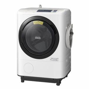 日立 BD-NV110AL-W ドラム式洗濯乾燥機 「ビッグドラム」 (洗濯11.0kg/乾燥6.0kg・左開き) ホワイト