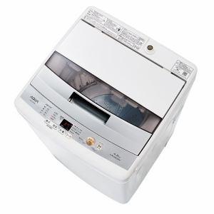 AQUA AQW-S45E(W) 全自動洗濯機 (4.5kg) ホワイト