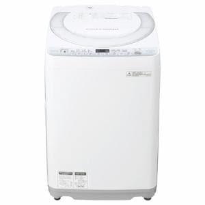 シャープ ES-T709-W ヤマダ電機オリジナルモデル 全自動洗濯機(7kg)