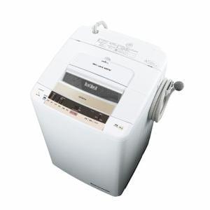 日立 BW-T803-N ヤマダ電機オリジナルモデル 全自動洗濯機(洗濯8.0kg) シャンパン