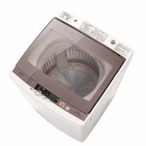 AQUA AQW-GV800E-W 全自動洗濯機 (洗濯8.0kg) ホワイト