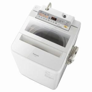 パナソニック NA-FA80H5-W 全自動洗濯機 (洗濯8.0kg) ホワイト