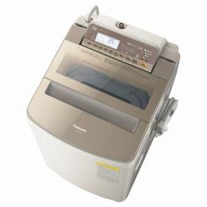 パナソニック NA-FW100S5-T 洗濯乾燥機 (洗濯10.0kg/乾燥5.0kg) ブラウン