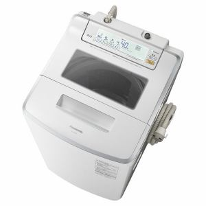 パナソニック NA-JFA803-W 全自動洗濯機 (洗濯8.0kg) クリスタルホワイト