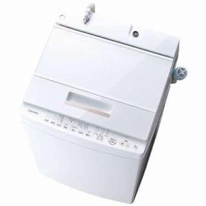 東芝 AW-8D6-W 全自動洗濯機 (8.0kg) 「ZABOON(ザブーン)」 グランホワイト