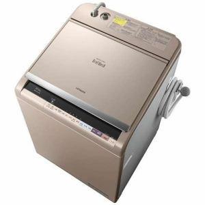 日立 BW-DX120B-N 洗濯乾燥機 (洗濯12.0kg/乾燥6.0kg) 「ビートウォッシュ」 シャンパン