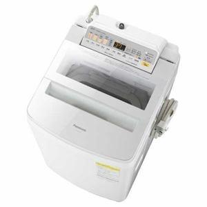 パナソニック NA-FW80S5-W 洗濯乾燥機 (洗濯8.0kg/乾燥4.5kg) ホワイト