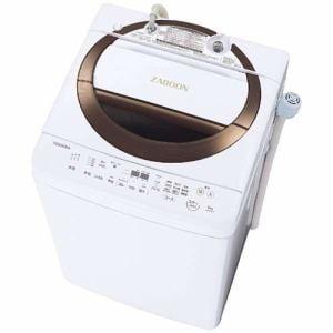 東芝 AW-6D6(T) 全自動洗濯機 (洗濯6.0kg) ブラウン