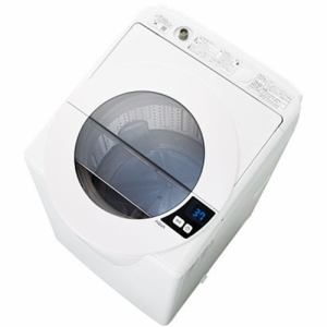 AQUA AQW-LV800F(W) 全自動洗濯機(洗濯・脱水容量8.0kg/乾燥容量3.0kg) シャイニーホワイト
