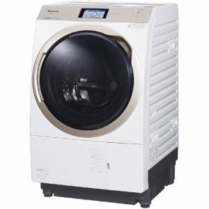 パナソニック NA-VX9800L-W ドラム式洗濯乾燥機 (洗濯11.0kg/乾燥6.0kg・左開き) 「VXシリーズ」 クリスタルホワイト
