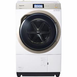 パナソニック NA-VX9800R-W ドラム式洗濯乾燥機 (洗濯11.0kg/乾燥6.0kg・右開き) 「VXシリーズ」 クリスタルホワイト