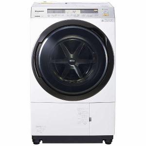 パナソニック NA-VX8800L-W ドラム式洗濯乾燥機 「VXシリーズ」 (洗濯11.0kg/乾燥6.0kg・左開き) クリスタルホワイト