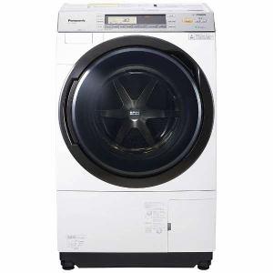 パナソニック NA-VX7800L-W ドラム式洗濯乾燥機 「VXシリーズ」 (洗濯10.0kg/乾燥6.0kg・左開き) クリスタルホワイト