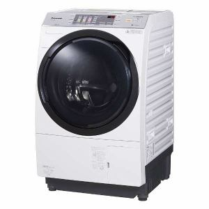 パナソニック NA-VX3800L-W ドラム式洗濯乾燥機 「VXシリーズ」 (洗濯10.0kg/乾燥6.0kg・左開き) クリスタルホワイト