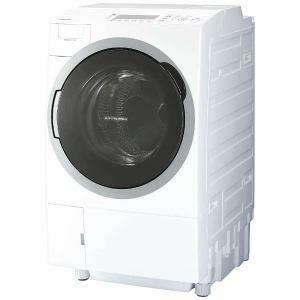 東芝 TW-117V6R-W ドラム式洗濯乾燥機 (洗濯11.0kg/乾燥7.0kg・右開き) 「ZABOON(ザブーン)」グランホワイト
