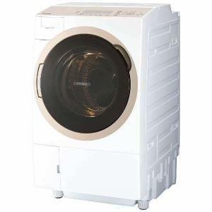 東芝 TW-117A6L-W ドラム式洗濯乾燥機 (洗濯11.0kg/乾燥7.0kg・左開き) 「ZABOON(ザブーン)」グランホワイト