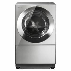 パナソニック NA-VG2200L-X ドラム式洗濯乾燥機 (洗濯10.0kg/3.0乾燥kg・左開き)「キューブル」 プレミアムステンレス