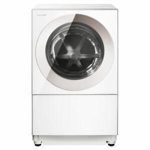 パナソニック NA-VG1200L-P ドラム式洗濯乾燥機 (洗濯10.0kg/3.0乾燥kg・左開き)「キューブル」 ピンクゴールド