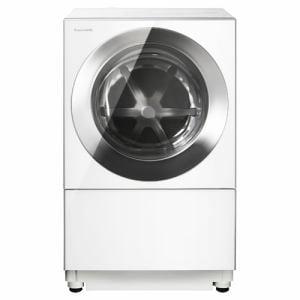 パナソニック NA-VG1200L-S ドラム式洗濯乾燥機 (洗濯10.0kg/3.0乾燥kg・左開き)「キューブル」 シルバーステンレス
