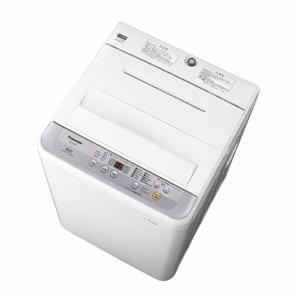 パナソニック NA-F50B11-S 全自動洗濯機 (洗濯5.0kg) シルバー