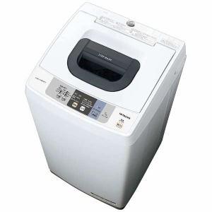 日立 NW-50B-W 全自動洗濯機 (洗濯5.0kg)ピュアホワイト