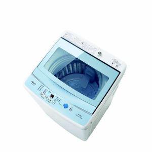 AQUA AQW-GS50F-W 全自動洗濯機 (洗濯5.0kg) ホワイト