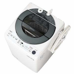 洗濯機 シャープ 11KG ES-GW11E 全自動洗濯機 (洗濯11.0kg) COCORO WASH シルバー系