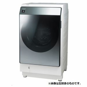シャープ ES-W113-SR ドラム式洗濯乾燥機 (洗濯11.0kg・乾燥6.0kg) 右開き シルバー系