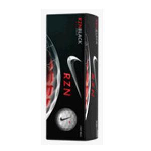 ナイキ RZN BLACK 【ゴルフボール】 1スリーブ(3球入り) ホワイト