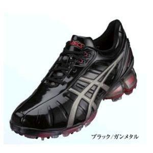 アシックス GELACE PRO 2 TGN902 【シューズ】 26.0cm ブラック/ガンメタル
