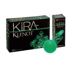 キャスコ KIRA KLENOT 【ゴルフボール】 1ダース(12球) エメラルド