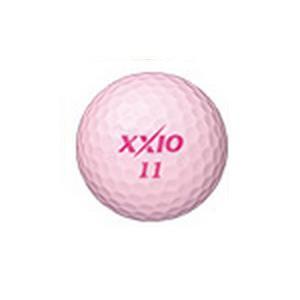ダンロップ XXIO AERO DRIVE 【ゴルフボール】 1スリーブ(3球入り) プレミアムピンク