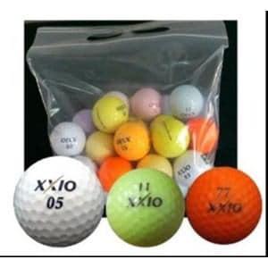 オーエスティ ロストボール(ゼクシオシリーズ) 【ゴルフボール】 1パック25球
