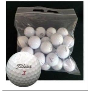オーエスティ ロストボール(タイトリスト プロV1シリーズ) 【ゴルフボール】 1パック25球