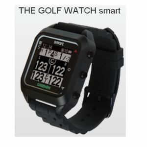 マサ THE GOLF WATCH smart 【GPS】 ブラック