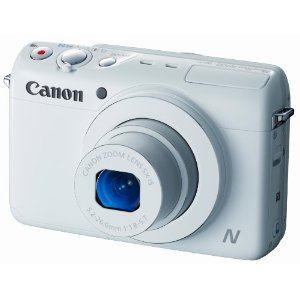 Canon コンパクトデジタルカメラ PowerShot N100 PSN100