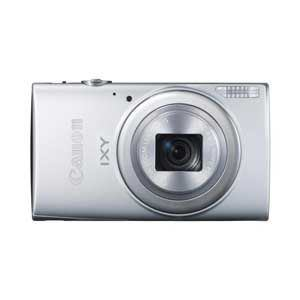 Canon コンパクトデジタルカメラ IXY 630 シルバー IXY630(SL)