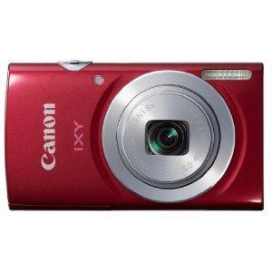 Canon コンパクトデジタルカメラ IXY 120 レッド IXY120(RE)