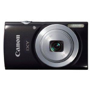Canon コンパクトデジタルカメラ IXY 120 ブラック IXY120(BK)
