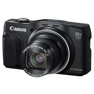 Canon コンパクトデジタルカメラ PowerShot SX700 HS ブラック PSSX700HS(BK)