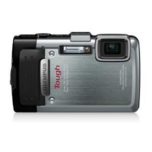 Olympus コンパクトデジタルカメラ 「OLYMPUS STYLUS TG-835 Tough」シルバー TG835 SLV