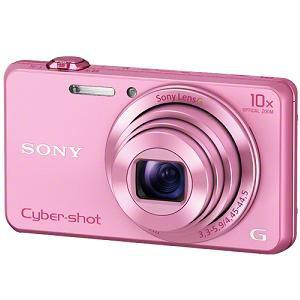 SONY デジタルスチルカメラ Cyber-shot(サイバーショット) DSC-WX220(P)